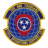 118 OSS Patches