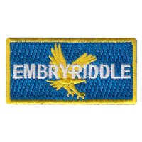 AFROTC DET 028 Embry-Riddle Aeronautical University Patches