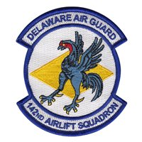 ANG Delaware Patches