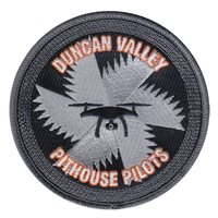 AFROTC DET 842  University of Texas-San Antonio Field School Patches