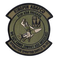 Fort Sill Oklahoma Patches