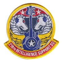 218 ISS Patches