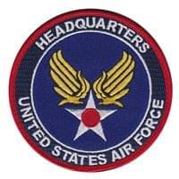 HQ USAF Patches