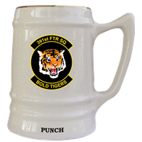 Mt. Home AFB, ID Custom Squadron Mugs