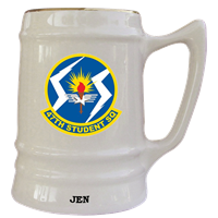 Laughlin AFB, TX Custom Squadron Mugs