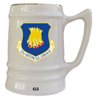 Mcconnel AFB Custom Squadron Mugs