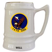 COLUMBUS AFB, MS Custom Squadron Mugs