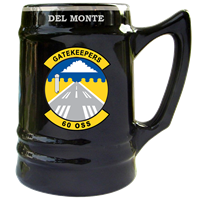 TRAVIS AFB, CA Custom Squadron Mugs