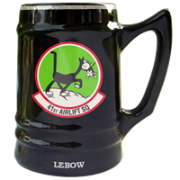 LITTLE ROCK AFB, AR Custom Squadron Mugs