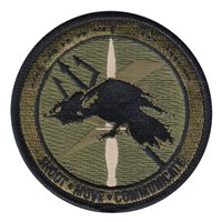 US Army Communications Element Support Patches
