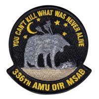 336 AMU Patches