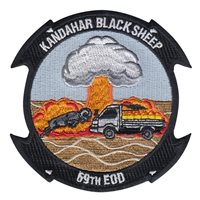 69 EOD Patches