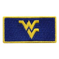 AFROTC Det 915 West Virginia University Patches