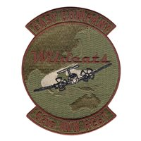 Easy Co 52 AVN REGT Patches