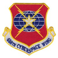 688th Cyberspace Wing Patches