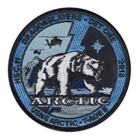 HSC-11 Custom Patches