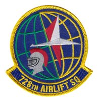 728 AS Patches
