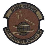 Grissom ARB Patches