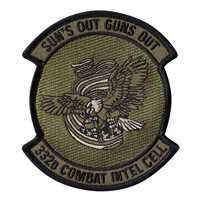 332 CIC Patches