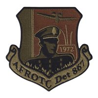 AFROTC Det 867 Norwich University Patches