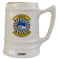 Homestead ARB, FL Custom Squadron Mugs