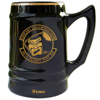 Edwards AFB, CA Custom Squadron Mugs