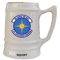 Langley AFB, VA Custom Squadron Mugs