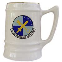 Hickam AFB, HI Custom Squadron Mugs