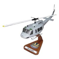 Bell TH-1H Huey Custom Wooden Helicopter Models