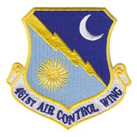 Robins AFB Custom Patches