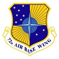 72nd Air Base Wing (72 ABW) Custom Patches