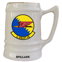Pope AFB, NC Custom Squadron Mugs