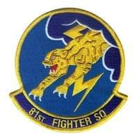 81 FS  Patches