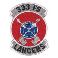 333rd Fighter Squadron (333 FS) Custom Patches
