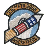 336th Fighter Squadron (336 FS) Custom Patches