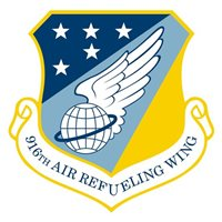 916th Air Refueling Wing (916 ARW) Custom Patches