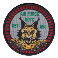 AFROTC Det 650 Ohio University Patches