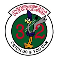 USAFA CS-32 Patches