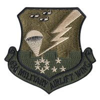 Norton AFB Patches