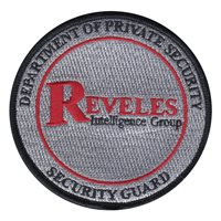 Reveles Intelligence Group Patches