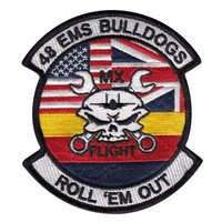 48 EMS Patches