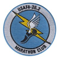 USAFA Marathon Club Team Patches