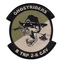 2-6 CAV Patches