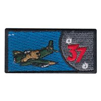 USAFA CS-37 Patches