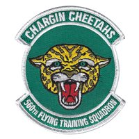 560th Flying Training Squadron (560 FTS) Custom Patches