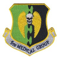 5 MDG Patches