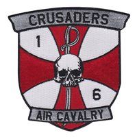 1-6 CAV Patches