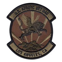 AFROTC Det 040 Loyola Marymount University Patches