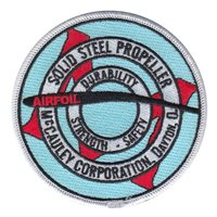 McCauley Propeller Systems Patches