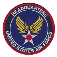 HQ USAF Custom Patches